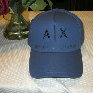 Authentic Armani Exchange Cap - New with Tags